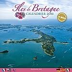 Calendrier Iles de Bretagne (30x30) E...