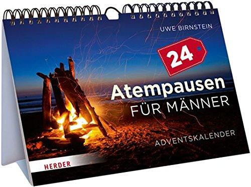 """Adventskalender Atempausen für Männer"""