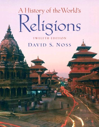 History of the World's Religions (12th Edition)