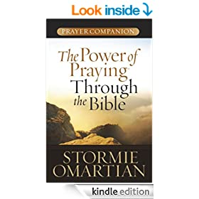 The Power of Praying� Through the Bible Prayer Companion (Power of a Praying)