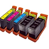 5 x Lexmark 100XL Ink Cartridges Compatible forLexmark Genesis S815 S816 Impact S300 S305 Interact S602 S605 Interpret S402 S405 S505 Intuition PRO Pinnacle 901 Platinum 903 904 905 Prestige 803 805 Prevail 703 705 706 205 208 708 808 908 Prospect 202
