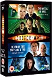 Doctor Who - Winter Specials 2009 - Waters of Mars and The End of Time [DVD]