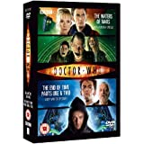 Doctor Who - Winter Specials 2009 - Waters of Mars and The End of Time [DVD]by David Tennant