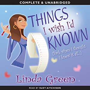 Things I Wish I'd Known | [Linda Green]