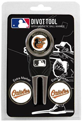 MLB Baltimore Orioles 3 MKR Sign DVT Pack,
