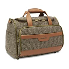 Hartmann Tweed Cosmetic Case