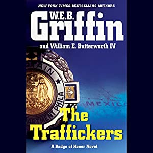 The Traffickers Audiobook
