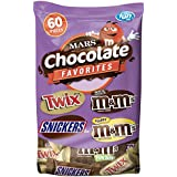 MARS Chocolate Favorites Fun Size Variety Mix 33.9-Ounce Bag 60 Pieces