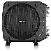 Infinity Basslink Car Hi-fi Active Subwoofer: Amazon.co.uk: Electronics