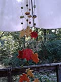 Autumn Leaves Single Strand Windchime (1)