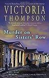 Murder on Sisters' Row (Gaslight Mystery)