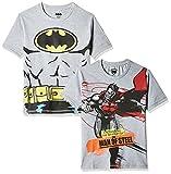 Kidsville Boys' T-Shirt (BM1KB02_Multi_9 - 10 years) (COMBO T-shirt's)