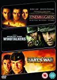 Enemy At The Gates/Windtalkers/Hart's War [DVD]