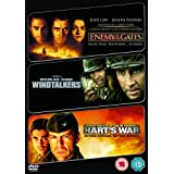 Enemy At The Gates/Windtalkers/Hart's War [DVD]by Jude Law