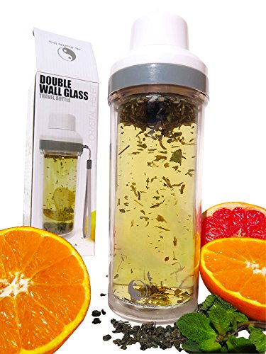 Top 10 Best Tea Thermos With Infuser Strainer Reviews 2018
