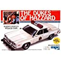 1/25 Roscoe's Dodge Monaco Police Car Model Building Kit