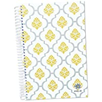 bloom daily planners 2015-16 Academic Year Daily Planner (+) Passion/Goal Organizer (+) Fashion Agenda (+) Weekly Diary (+) Monthly Datebook & Calendar (+) August 2015 - July 2016 (+) 5.5