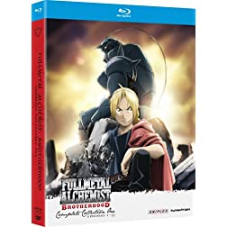 Fullmetal Alchemist Brotherhood: Complete Collection One [Blu-ray]
