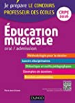 Education musicale - Oral / admission...