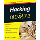 Hacking For Dummies (For Dummies (Computers))by Kevin Beaver