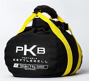 Prism fitness group pkb portable kettlebell for Porta kettlebell