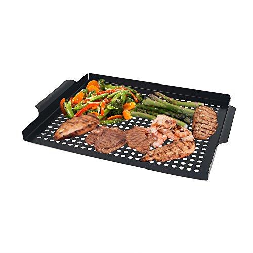 Arctic Monsoon Antiaderente barbecue grill Stuoie, Forno Liner, cottura Mat, Mats cucina Griglie per cuocere, Verdure Carne grigliate