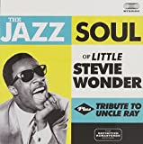 Stevie Wonder Jazz Soul of Little Stevie + Tribute to Uncle Ray + bonus tx