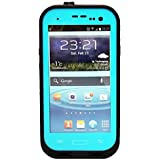 Claire New Waterproof Shockproof Dirtproof Snowproof Protection Case Cover for Samsung Galaxy S3 I9300 (Teal)