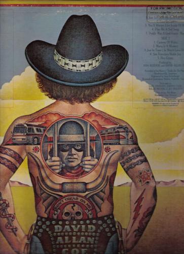 David Allan Coe - Tattoo/Family Album - Amazon.com Music