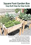 Square Foot Garden Box Easy Built Ste...