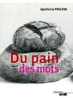 Du pain et des mots