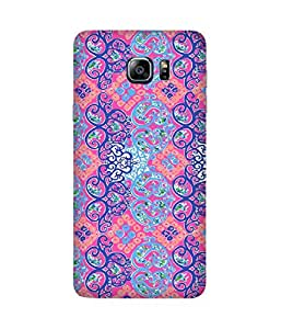 India Print Abstract Samsung Galaxy Note 5 Case