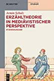 img - for Erzahltheorie in Mediavistischer Perspektive (German Edition) book / textbook / text book