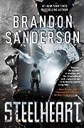 Steelheart by Brandon Sanderson cover image