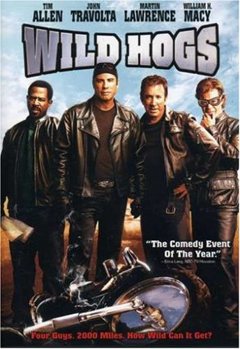 Cover art for  Wild Hogs (Widescreen Edition)