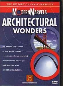 Golden Gate Bridge & The St. Louis Arch [DVD] (Modern Marvels - Architectural Wonders)