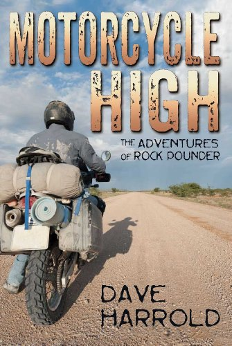 A pulpy adventure full of femme fatales, mobsters and spies…  MOTORCYLE HIGH: The Adventures of Rock Pounder by Dave Harrold