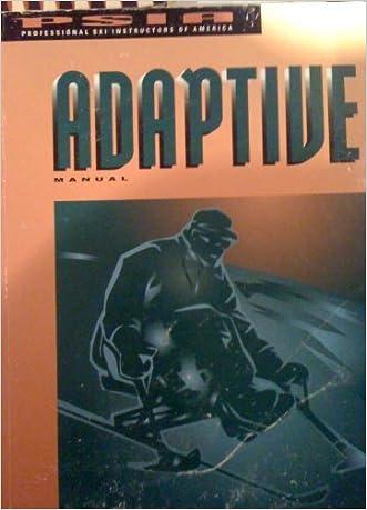 Psia Adaptive Manual (ADAPTIVE MANUAL)