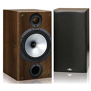 Monitor Audio MR2 Speakers (Pair) (Walnut)