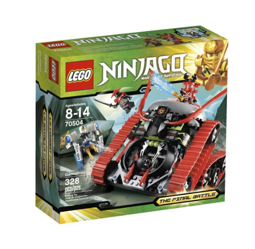 LEGO Ninjago Garmatron 70504 Amazon.com