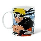 NARUTO SHIPPUDEN Mug Kakashi and Naruto