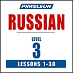 Russian Level 3: Learn to Speak and Understand Russian with Pimsleur Language Programs |  Pimsleur