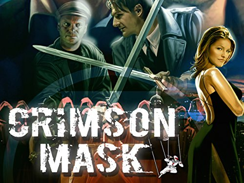 Amazon Com Curse Of The Crimson Mask Season 1 Robert