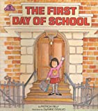 img - for The First Day of School (Golden Storytime Book) book / textbook / text book