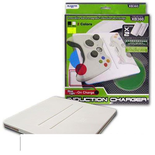 Xbox 360 Wireless Induction Charger - White