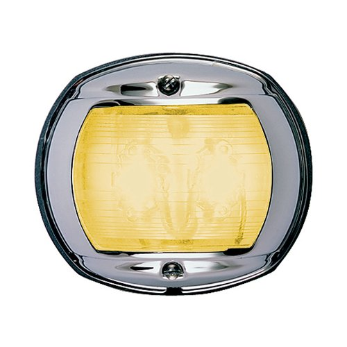 Perko Led Towing Light - Yellow - 12V - Chrome Plated Housing