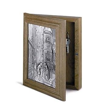 "Artina 12441 ""Spitzweg"" caja de 23 x 27,5 cm"