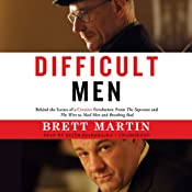 Difficult Men: Behind the Scenes of a Creative Revolution: From The Sopranos and The Wire to Mad Men
