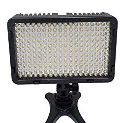 Powerpak Video Light,No of LED's-168 Dimmable Ultra High Power Light For Cameras