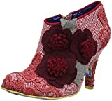 Irregular Choice Womens Cheeky Moose Boots